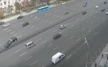 Accident ou attentat ? Choc frontal mortel entre la limousine officielle de Poutine et un autre véhicule (Vidéo)