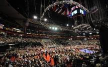 Convention républicaine: première journée vite expédiée