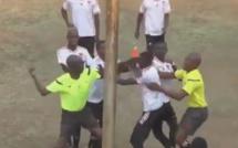 (Vidéo): un sport peut en cacher un autre: cet arbitre ne s'est pas laissé faire. Regardez...