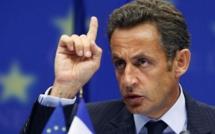 """Nicolas Sarkozy menace: """" Je serai impitoyable avec les immigrés..."""""""