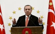 Le président turc, Erdogan donne un ultimatum à l'Union européenne sur l'adhésion de son pays