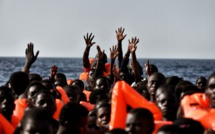 Au moins 5 600 personnes secourues au large de la Libye
