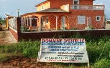 Mbour immoblier SARL vous propose cette trés belle maison à Pointe Sarène