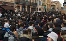Banlieue ouest de Paris: heurts dans des lycées