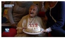 Mémé fête ses 117 ans, elle est la dernière survivante connue du XIXème siècle