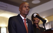 Présidentielle en Haïti: Jovenel Moïse donné vainqueur dès le premier tour