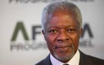 Kofi Annan : « Il faut aider la CPI à s'améliorer, pas la quitter »
