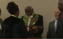 Vidéo In Memoriam : Ousmane Sow, premier Noir à l'Académie des Beaux-Arts, en compagnie de Marième Faye Sall et Abdou Diouf