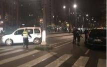 Sept personnes retenues ce vendredi soir par un braqueur armé dans une agence de voyages à Paris