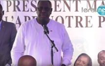 Vidéo : Discours du président Macky Sall à l'Université Républicaine