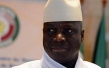 Yahya Jammeh félicité par les Etats-Unis