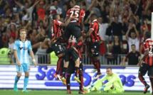 Ligue 1 16ème journée : Nice reste leader au tableau du classement. Regardez...