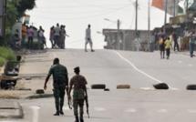 Côte d'Ivoire : Tensions à Bouaké dans la journée, coups de feu à Abidjan dans la soirée