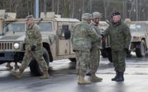 """Les troupes américaines arrivent en masse en Pologne: """"La plus forte armée du monde pour garantir la sécurité"""""""