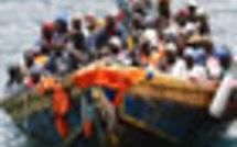 66 clandestins secourus en pleine mer et ramenés à Nouadhibou