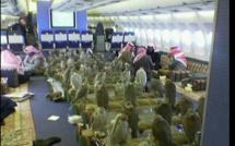 Insolite: Un prince saoudien paie des billets d'avion pour ses 80 faucons, autorisés à embarquer