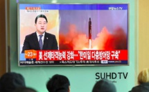La Corée du Nord provoque Donald Trump en tirant un missile balistique