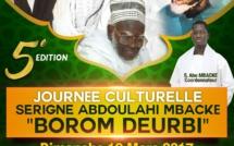 Journées culturelles Serigne Abdoullahi Mbacké: Dakar célébre « Borom Deurbi » le 19 Mars au King Fahd Palace