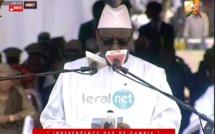 """Vidéo: Discours du Président Macky Sall en anglais à l'occasion de l'Independance Day de Gambie """"..Regardez!!"""
