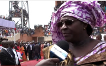 """Vidéo- Soda Mama Fall en Gambie pour la fête d'indépendance:' on est obligé de vivre dans la cordialité avec la Gambie"""""""