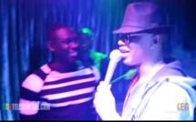 """Vidéo: Pape Diouf chante El Hadji Diouf  """"moy sen baye"""""""