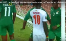 Un footballeur sénégalais essaie de marabouter la Zambie en plein match