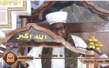 Ziarra Léona Niasséne 2017, l'inauguration de la Grande Mosquée par le président Macky SALL