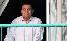Egypte: l'ex-président égyptien Hosni Moubarak a retrouvé la liberté