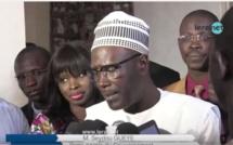 Affaire Khalifa Sall : Seydou  Guèye porte parole du gouvernement déclare: « Khalifa n'a pas nié …»