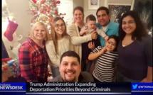 Helen Beristain, une habitante de l'Indiana a voté Trump. Son candidat l'a emporté mais son mari, mexicain, est expulsé