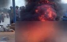 Togo: un présumé voleur brûlé vif dans un quartier de Lomé