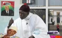 """Vidéo: Abdoulaye Wade:""""Pape Samba Mboup et  Farba Senghor ma lén dakk si biti """" version Kouthia Show"""