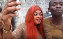 Vidéo: A mourir de rire, Mbaye commercial et ses fans