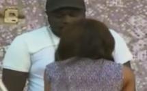 Vidéo - Insolite : Quand Lamine Nar se fait piéger par une femme. A mourir de rire!
