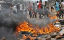 Manifestations en Guinée: un mort, au moins 28 blessés