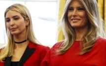Melania Trump, totalement éclipsée par sa belle-fille Ivanka