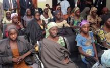 Une des lycéennes de Chibok, mariée à un membre de Boko Haram, a refusé d'être libérée