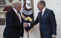 La Maison-Blanche furieuse après la publication de photos par Moscou
