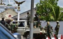 Côte d'Ivoire: Important déploiement militaire autour de l'Etat-major