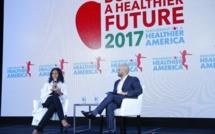 Etats-Unis: Michelle Obama attaque Donald Trump sur l'alimentation dans les cantines