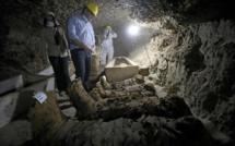 Egypte: 17 momies ont été découvertes dans le centre du pays