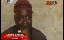 Vidéo - Émouvant: Lamine Samba craque et fond en larmes ! Regardez