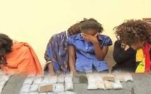"""Vidéo- Confession: Une jeune droguée de 16 ans à Nana Aidara: """"Je consomme du Yamba"""""""