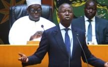 Suivez en direct le PM Mahammed Boun Abdallah DIONNE et son gouvernement en plénière à l'Assemblée Nationale