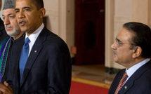Karzaï et Zardari décidés à combattre les taliban avec Obama