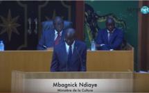 Le Fesman  et ses dettes ressuscités, le ministre de la Culture Mbagnick Ndiaye brandit la cravache et menace