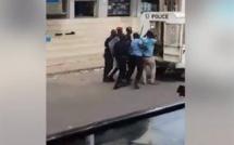 Touba : Les images choquantes d'un homme violenté par des policiers au marché Ocass