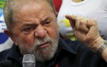 Brésil : L'ancien président Lula condamné à neuf ans et demi de prison pour corruption