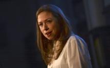 La fille d'Hillary Clinton mouche une journaliste de FoxNews