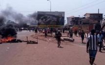 Guinée: Un siège du parti au pouvoir saccagé. Les raisons